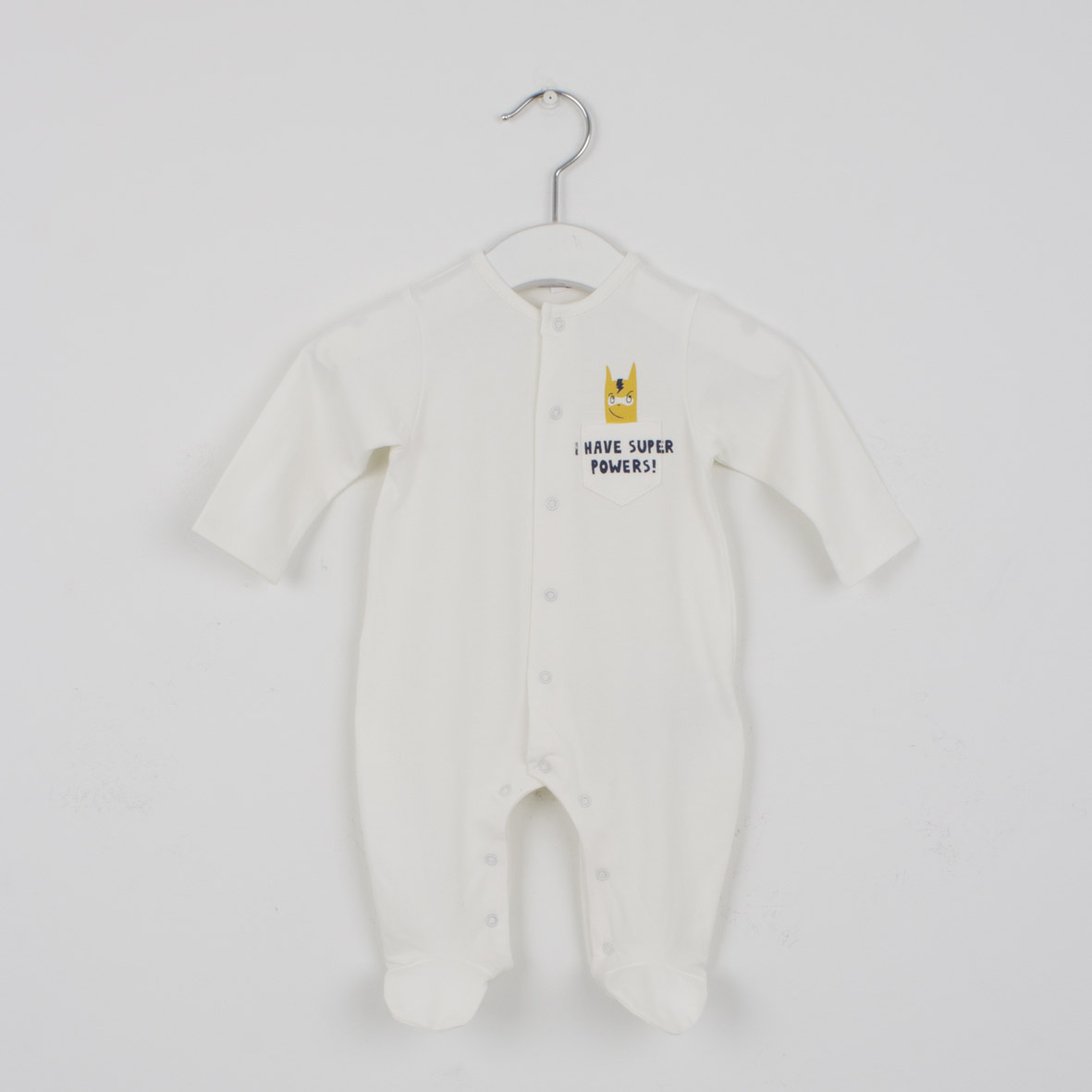 Babygrow super powers