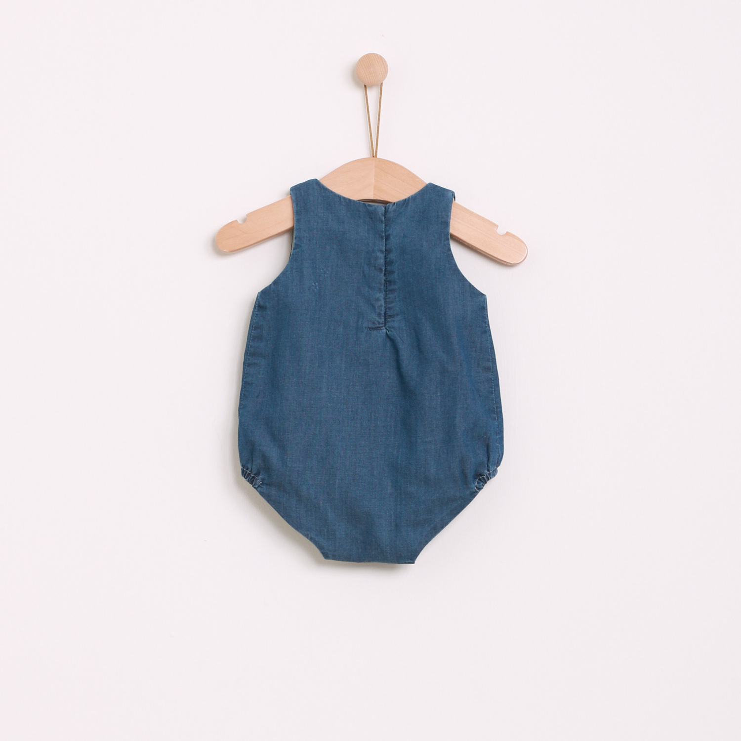 Fofo chambray
