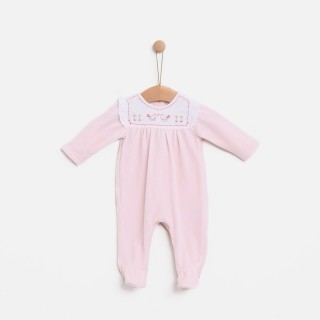 Babygrow Birds and Flowers