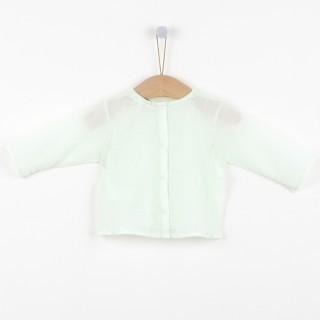 Crepon fabric tunic 5608304923084