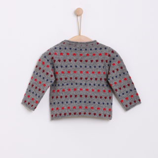 Stars and hearts jumper 5609232022351