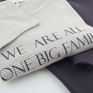 Pijama pai algodão One big family 5609232091050