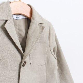 Linnen coat 5609232103326