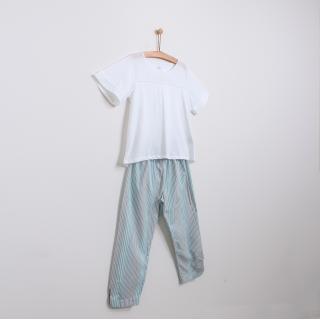 Pijama mãe algodão Fado 5609232172124