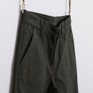 Boy trousers Island Checks 5609232131534