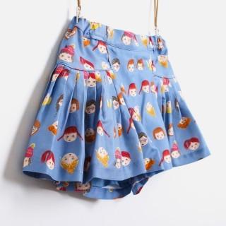 Girl shorts cotton Scandic Girls 5609232157046