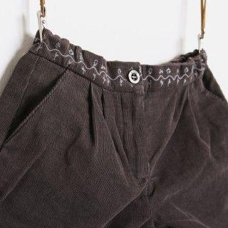 Girl shorts corduroy Ariana 5609232168042