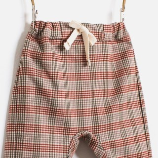Baby trousers Landscape Checks 5609232151655