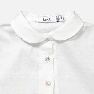 Body manga curta algodão Intemporal 5608304771777