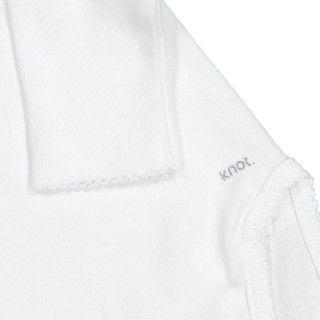 Body manga comprida algodão Dermacare 5608304775140