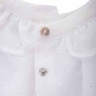 Vestido bebé algodão Plumetti 5609232273494