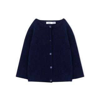 Cardigan baby knitted Julliet 5609232292891