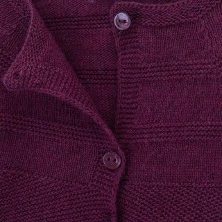 Cardigan baby knitted Antoinette 5609232290453