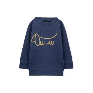 Sweatshirt baby Hey Soleil Sausage Dog 5609232367841