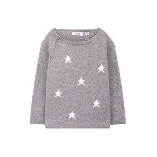 Camisola recém-nascido tricot Star is born 5609232303245