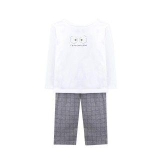 Pijama bebé algodão Sunrise Early Bird 5609232365526