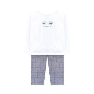 Pijama bebé algodão Sunrise Night Owl 5609232365632