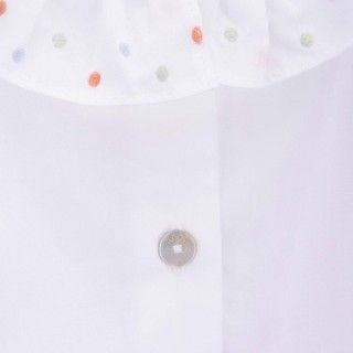 Blusa bebé algodão Dots 5609232310472