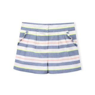 shorts girl cotton Nautical 5609232326909
