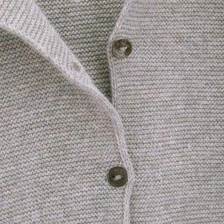 Casaco bebé tricot Maya 5609232313947