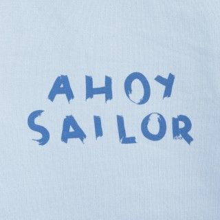 Sweatshirt boy cotton Ahoy 5609232328897
