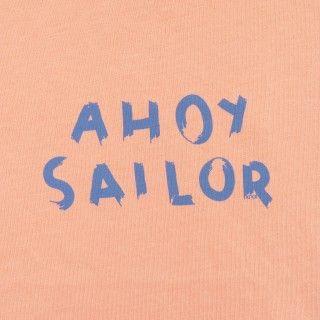 Boy short sleeve t-shirt cotton Sailor 5609232329023