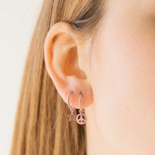 Sterling silver timeless earrings 5600499163047