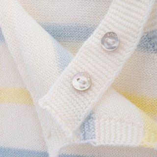 Fofo recém-nascido tricot Cayman 5609232314524