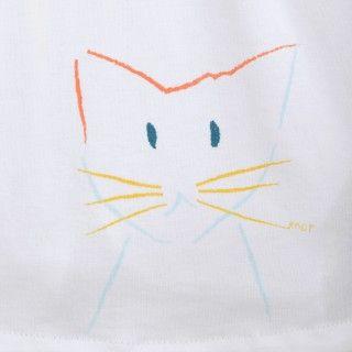 Baby short sleeve t-shirt cotton Gato 5609232344293