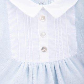 Babygrow newborn velvet Shinju 5609232358146