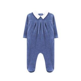 Babygrow newborn velvet Hibiki 5609232358528
