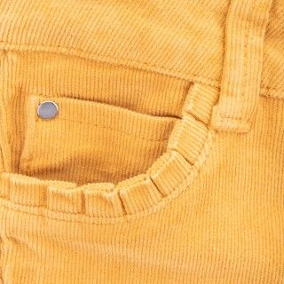 Trousers girl corduroy Isago 5609232387191