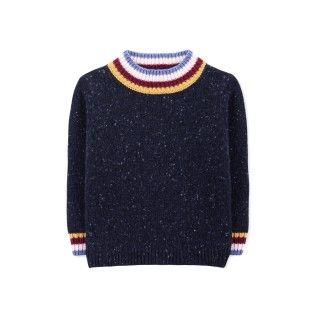 Camisola menina tricot Usagi 5609232392379