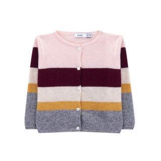 Baby coat tricot Nikko 5609232361757