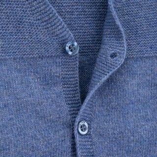 Casaco bebé tricot Kazu 5609232393550