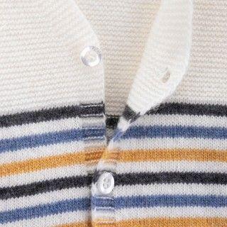 Casaco bebé tricot Hikari 5609232362440
