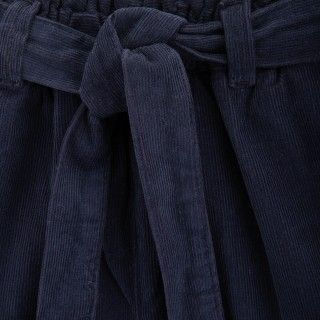 Shorts girl corduroy Okemia 5609232387917