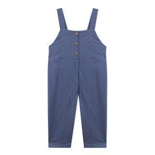 Girl overalls cotton Kiku 5609232388204