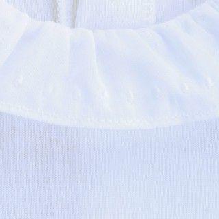 Body manga curta algodão Dermacare 5608304775645