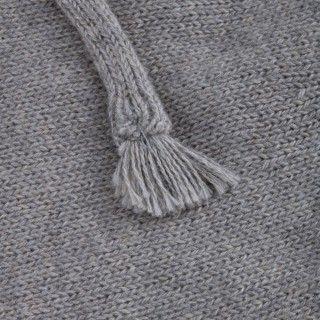 Touca recém-nascido tricot Naohi 5609232394038