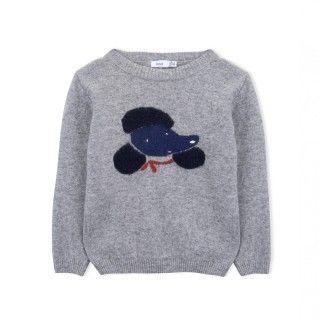 Camisola menina tricot Oli 5609232374337