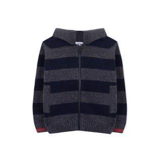 Boy coat tricot Samui 5609232374962