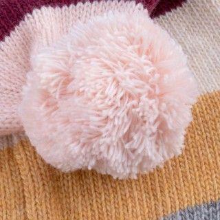 Baby knitted hat Juka 5609232360415