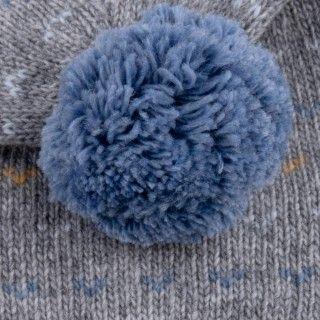 Gorro bebé tricot Makoto 5609232360576