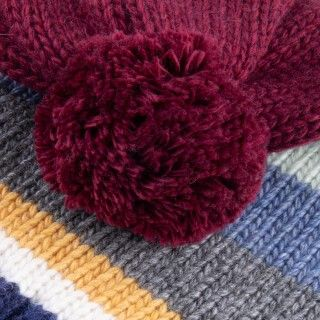Gorro menina tricot Kaede 5609232371480
