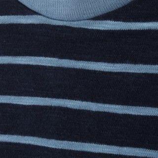 T-shirt manga comprida bebé algodão Kaede 5609232357668