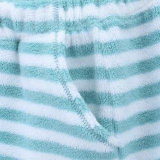 Calções bebé algodão Aqua Stripes 5609232220054