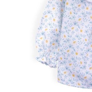 Wild flowers baby blouse 5609232470299