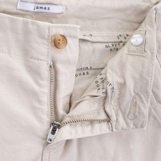 Trousers boy twill James 5609232407738