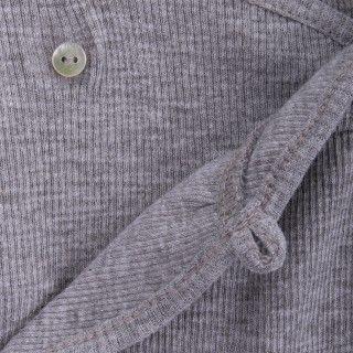 Babygrow recém-nascido algodão orgânico Botão 5609232418802